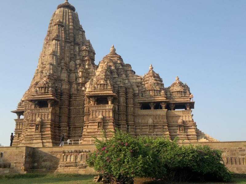 Western Group of Temples