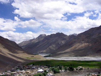 Spiti Valley Safari Tour