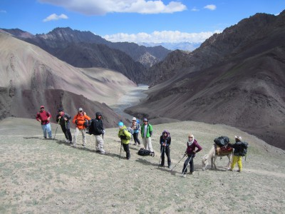 Shyam Trek With Golden Triangle