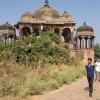 Chhatri at Ranthambore Fort