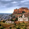 Imposing Mehrangarh Fort