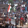 Wagah Border between India and Pakistan, Amritsar