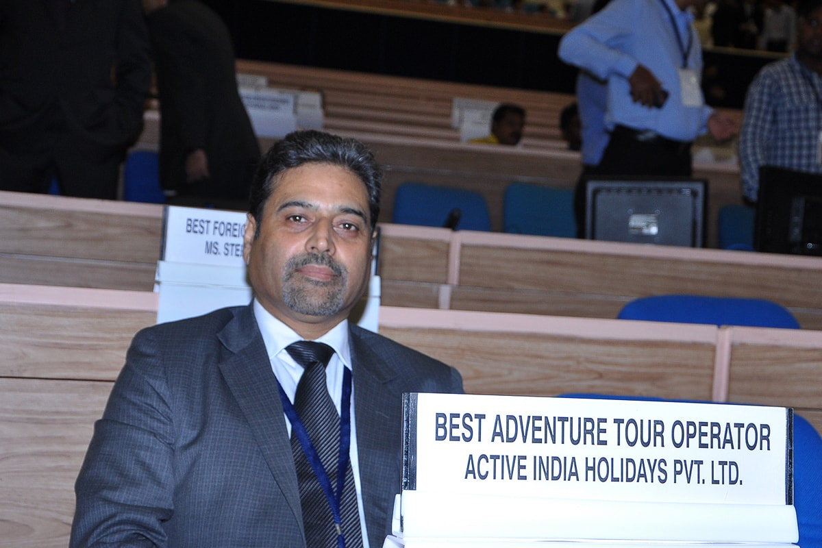 Best Adventure Tour Operator - Active India Holidays